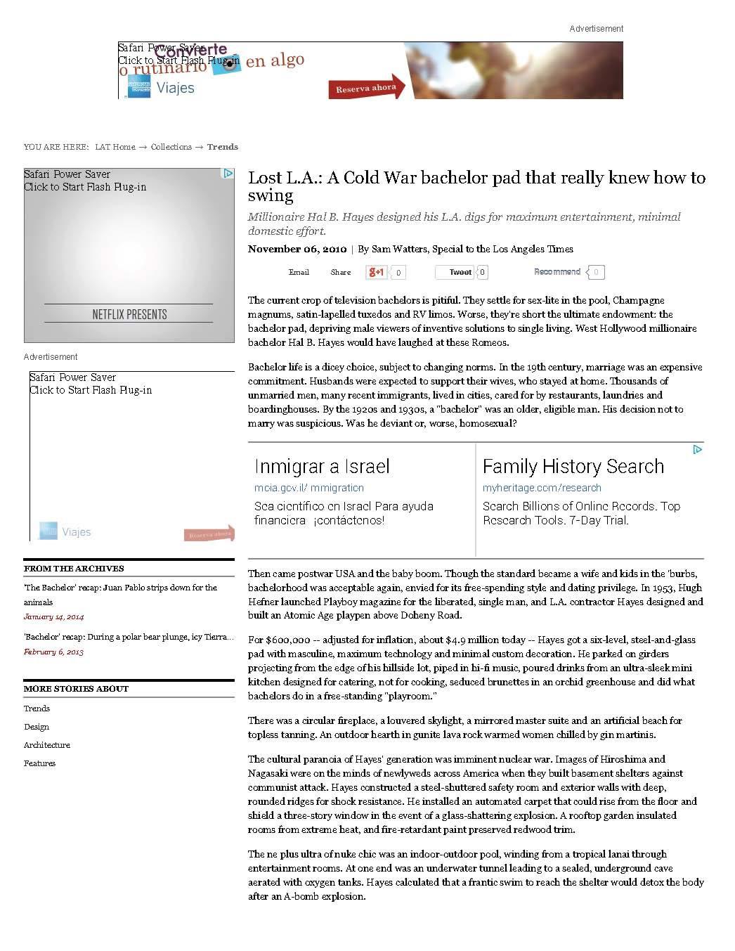 HBH_20101106LosAngelesTimes_Page_1